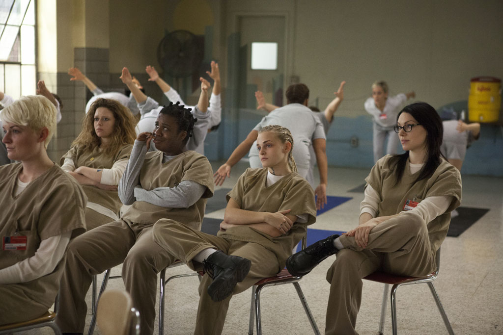 From 'Star Trek' Captain to Prison Chef: You Won't Recognize Kate Mulgrew in 'Orange Is the New Black'