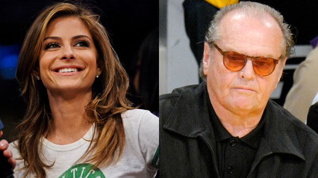 Maria Menounos Reveals How Jack Nicholson Got Her Booted From Lakers Courtside Seat [Video]