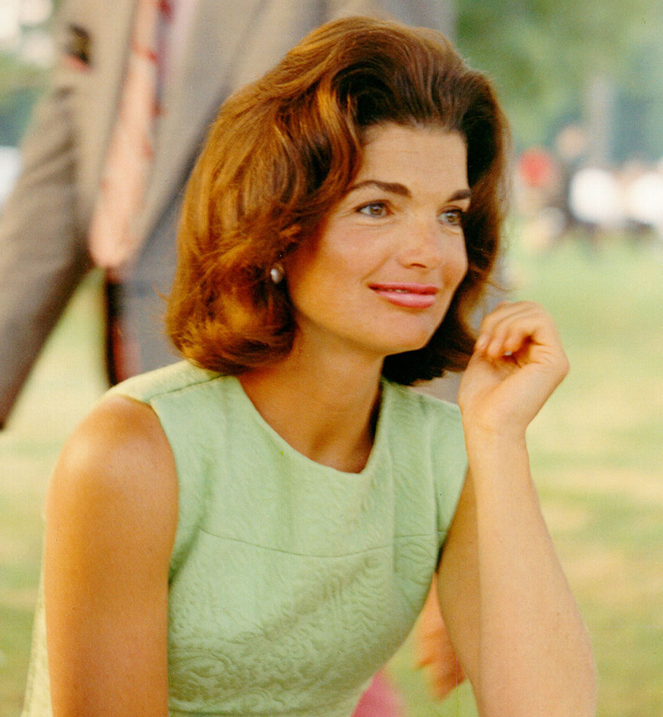 Jacqueline Kennedy circa the 1960s. (Michael Ochs Archives/Getty Images)
