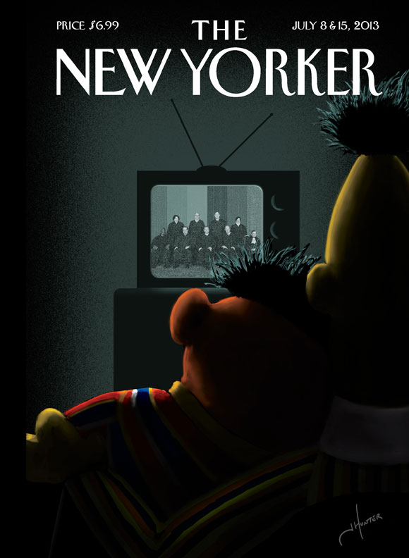 Jack Hunter/The New Yorker