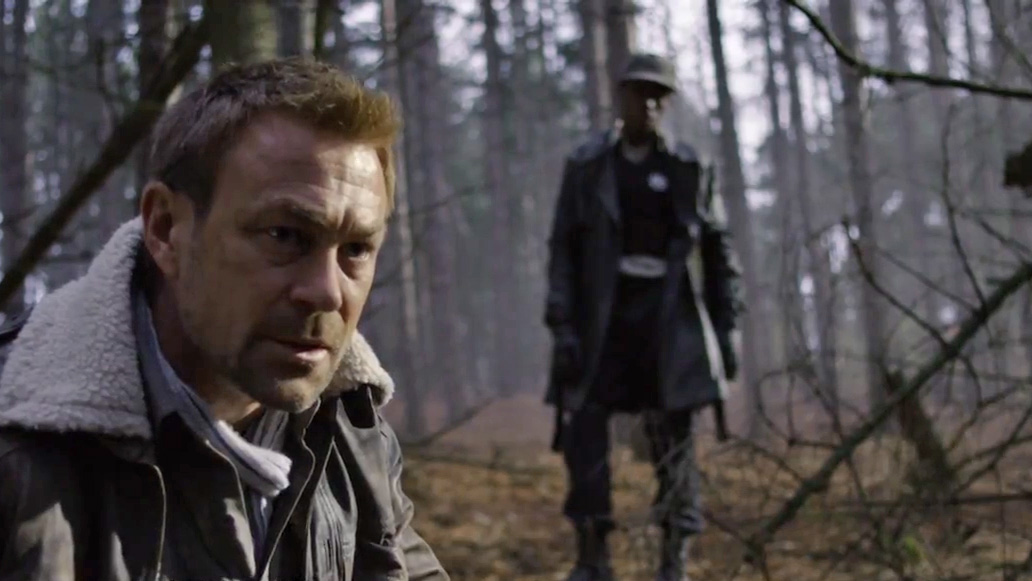 'Defiance' Star Grant Bowler Previews Season 2: Will Nolan and Irisa End Up in Antarctica? [Yahoo! TV Exclusive]