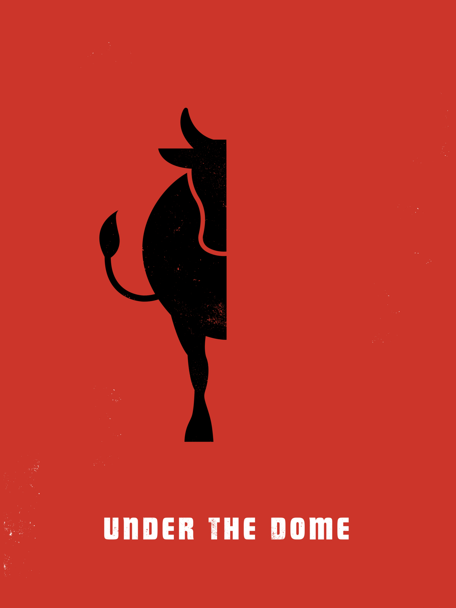 Udderly Cool: CBS Unveils 'Under the Dome' Art for Comic-Con 2013