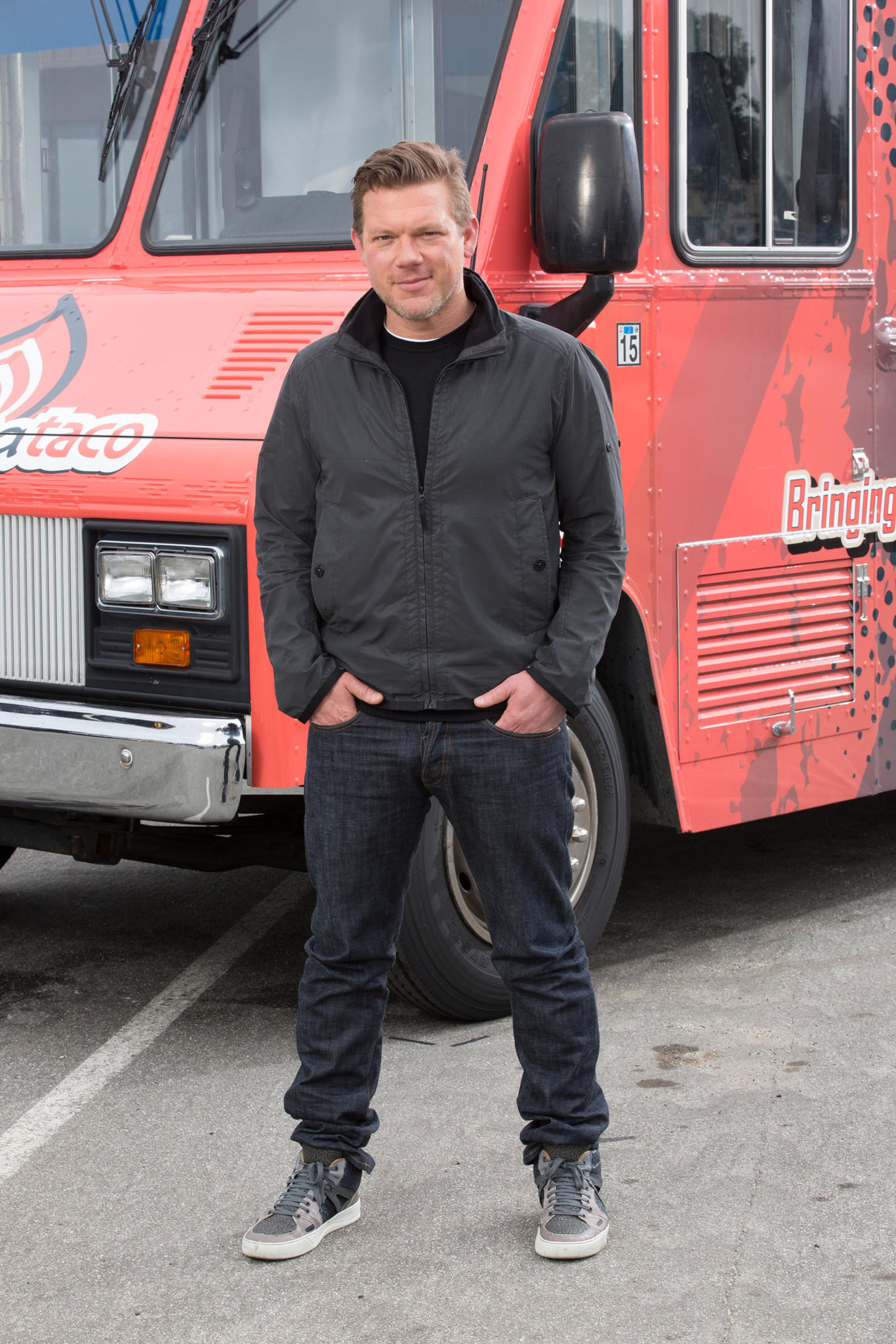 Tyler Florence Says 'Great Food Truck Race' Is 'Boot Camp, Rock-and-Roll Business Show, Epic Road Trip' Mashup