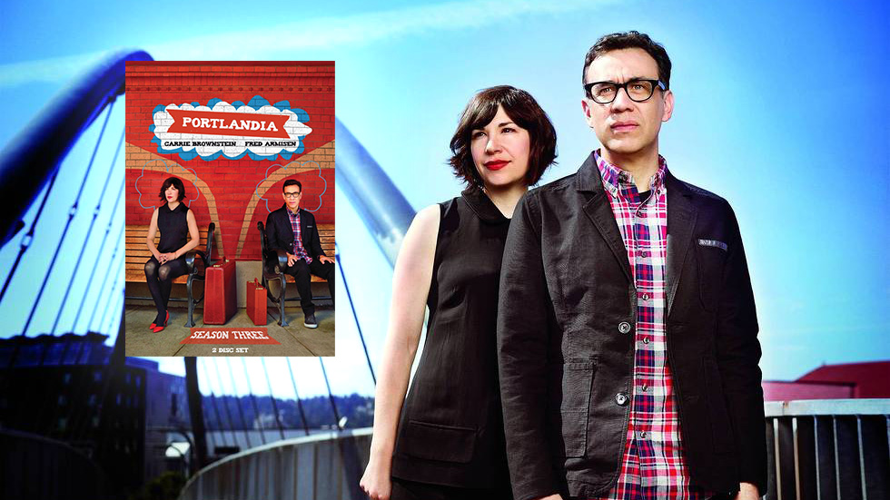 Win IFC's 'Portlandia' Season 3 on DVD from Yahoo! TV. (IFC)
