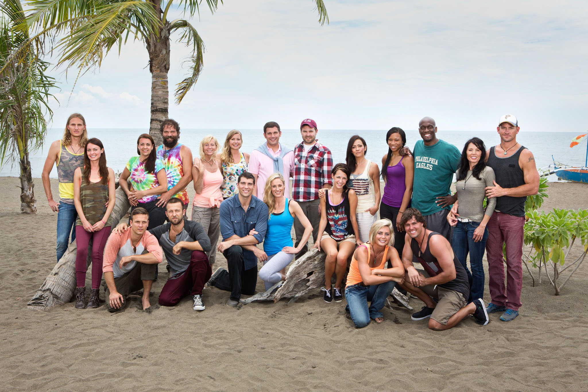 'Survivor: Blood vs. Water' Premiere Recap: What's Love Got to Do With It?