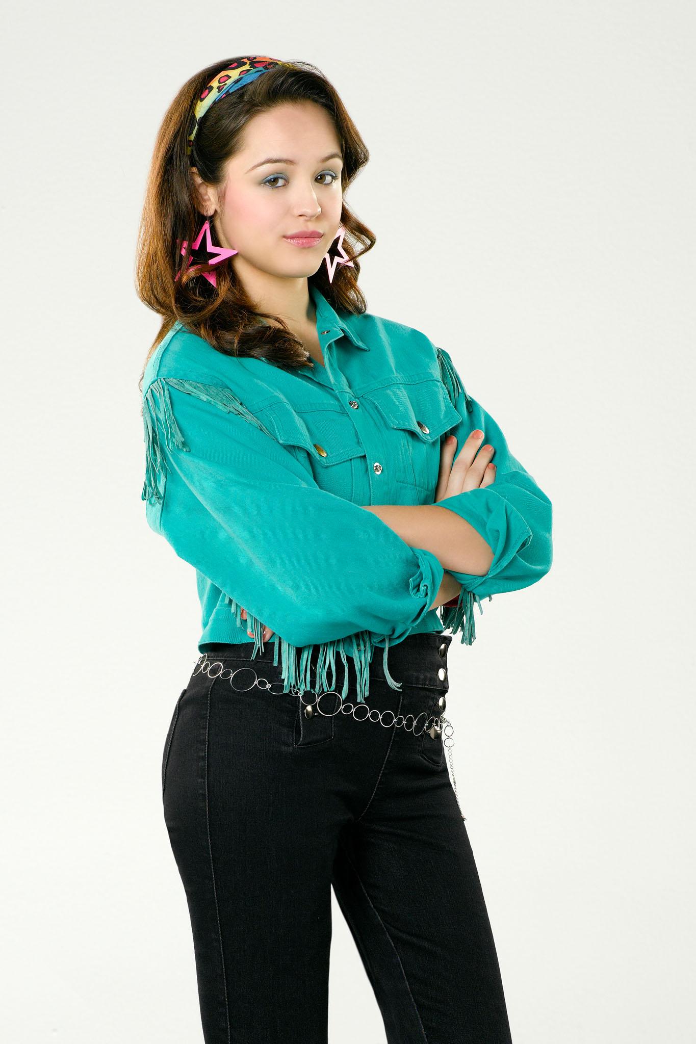 Hayley Orrantia audition