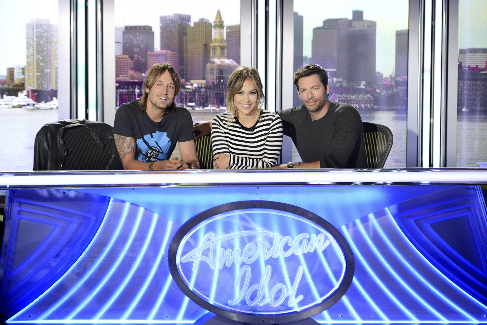 'American Idol' Judges' Panel: Is a Bromance Blooming?