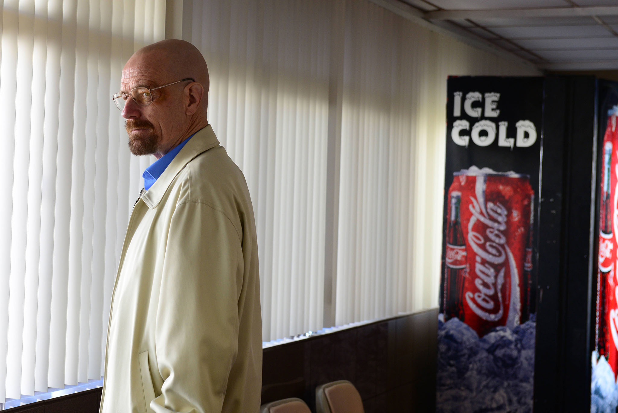 Walter White (Bryan Cranston) in the 'Breaking Bad' Season 5 episode, 'To'hajiilee.' (AMC)