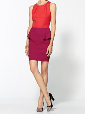 Tinley Road Peplum dress