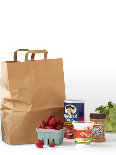 You don't have to hit a health food store to find foods that help you lose weight, boost your energy and stay healthy.