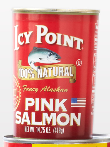 Wild Canned Salmon