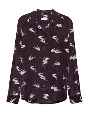 Soaring Swallows Blouse