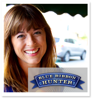 Blue Ribbon Hunter