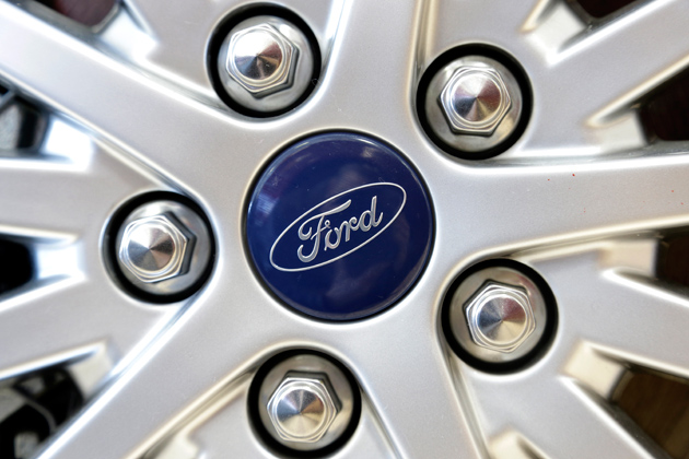 Ford Profit Jumps, Boosted by New Car Models