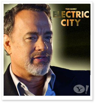 Electric City - Animations-Serie von Tom Hanks