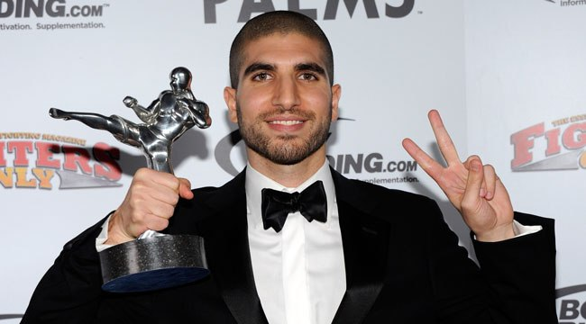 Ariel Helwani is no longer banned by the UFC.
