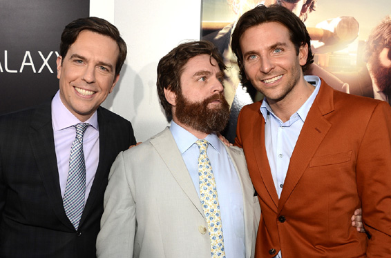 'The Hangover Part III' Hollywood Premiere: Cast Reveals Their Favorite Memories