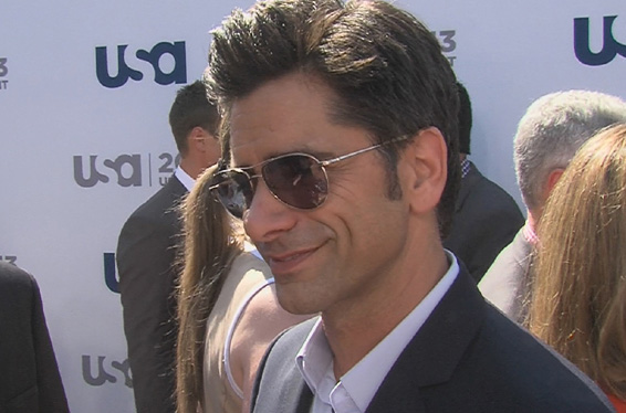 John Stamos Joins &#39;Necessary Roughness&#39;