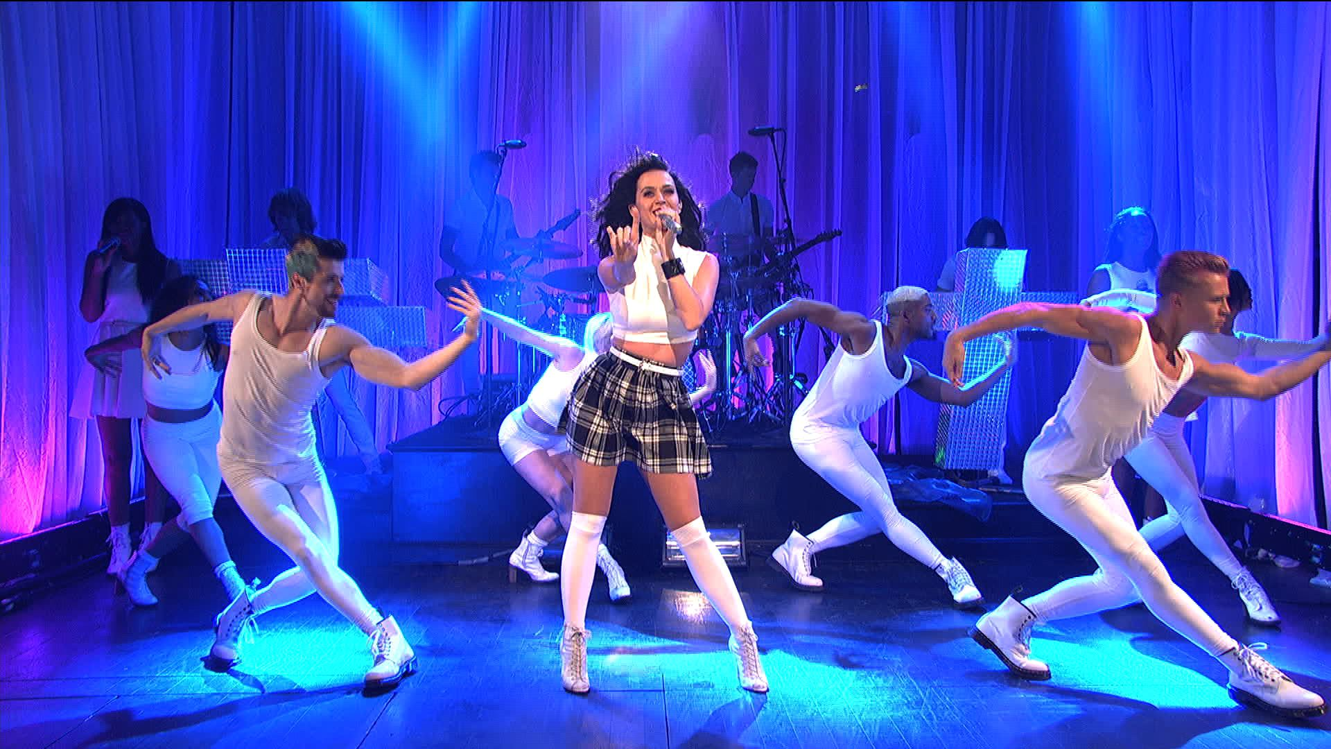 Katy Perry Walking On Air est100 一些攝影(so...