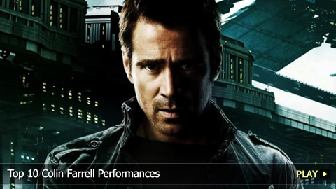 Top 10 Colin Farrell Performances