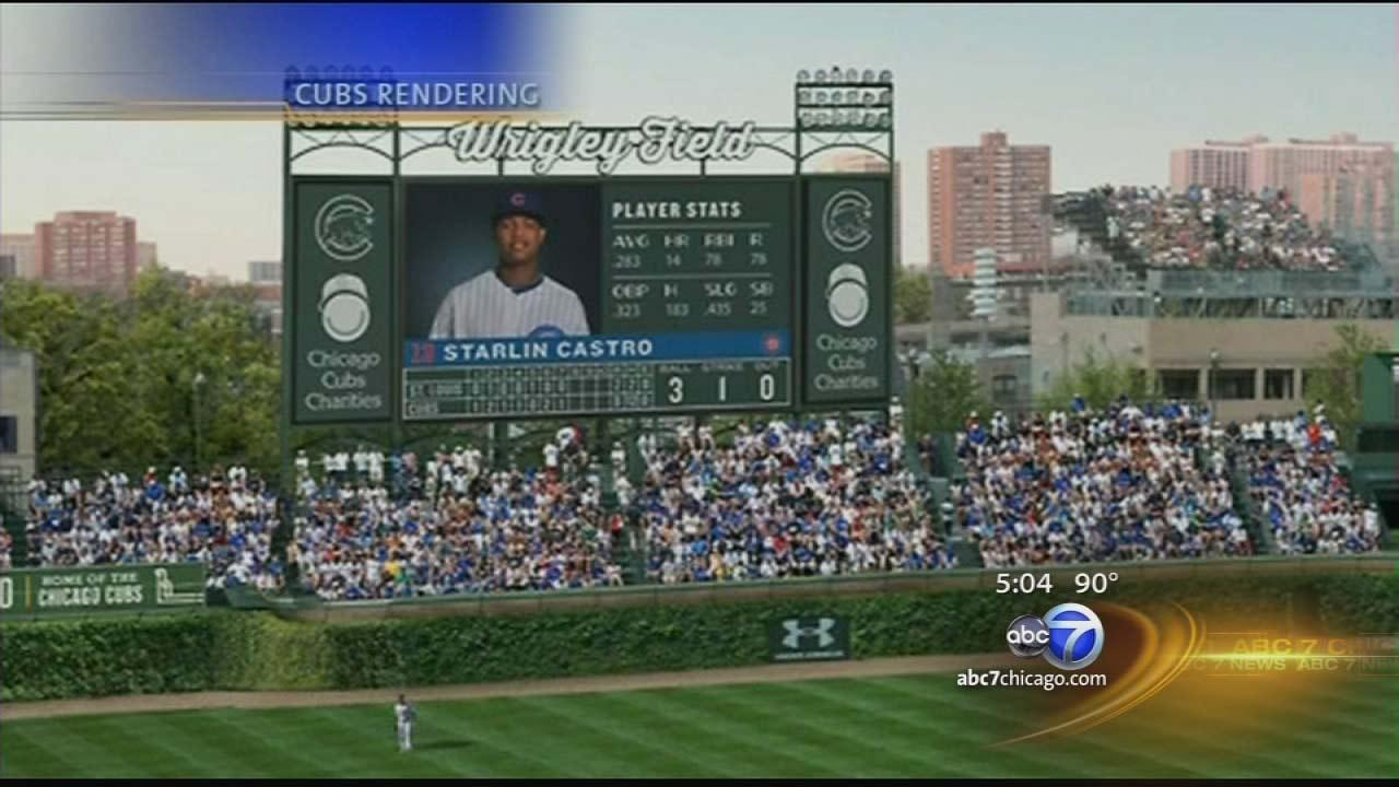 Cubs owners consider selling minority shares to help pay for Wr…