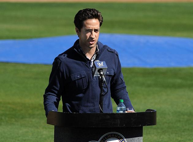 Report: Ryan Braun ready to admit PED use and apologize for his…