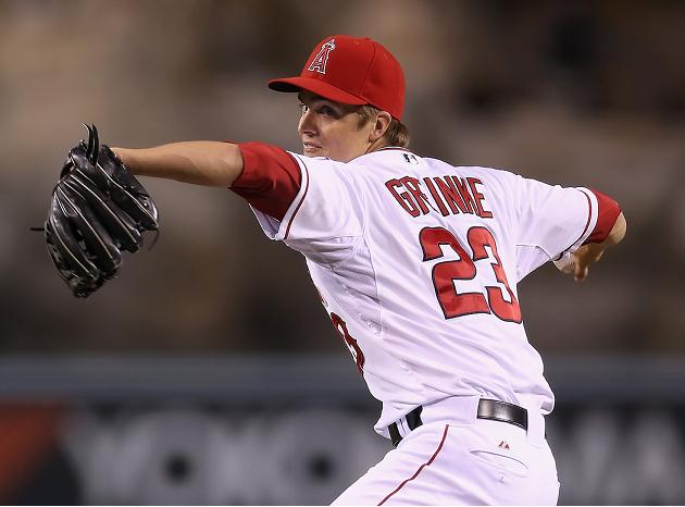 Zack Greinke leads charge as Angels strike out record-tying 20 …