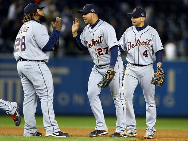 ALCS Game 1: Tigers overcome late Yankees heroics, emerge with …