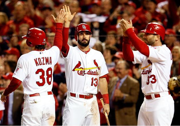 NLCS Game 4: Cardinals one win from World Series return after 8…