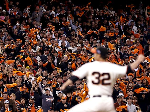 NLCS Game 6: Ryan Vogelsong overwhelms Cardinals, helps Giants …