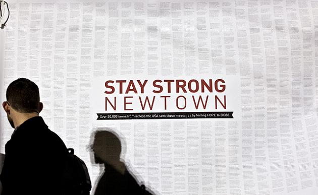 MLB to honor Newtown victims, father to throw out first pitch a…