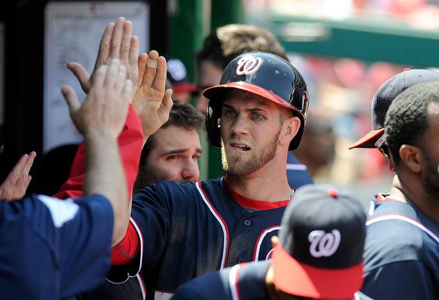 The Juice: Bryce Harper celebrates one full season with home ru…