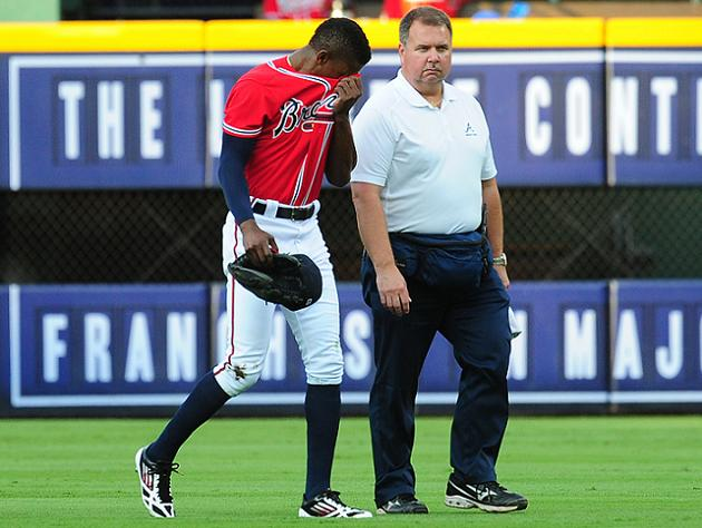 Double trouble: B.J. and Justin Upton suffer muscle strains as …