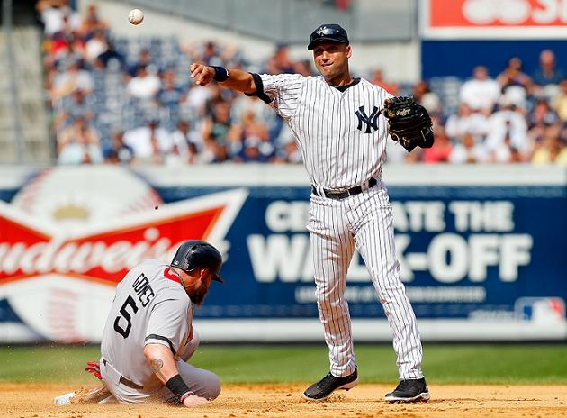CT scan on Jeter's balky left ankle negative