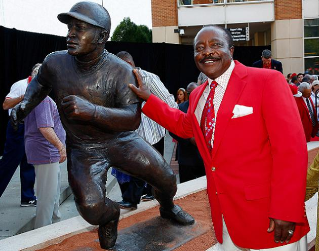Cincinnati's 'Great Eight' reunites as Reds honor Joe Morgan wi…