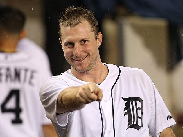 Max Scherzer earns 20th victory as Tigers lower magic number to…