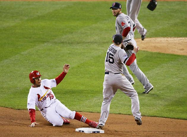 World Series Game 4: Red Sox ride Jonny Gomes' home run to 4-2 …