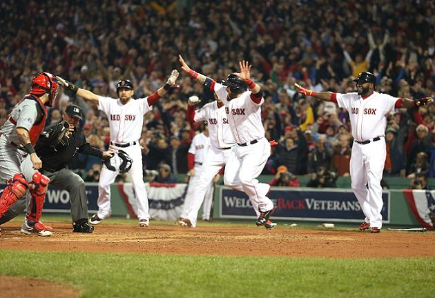 World Series Game 6: Red Sox clinch first championship at Fenwa…
