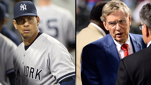 A-Rod sues MLB alleging the Biogenesis investigation was a 'wit…