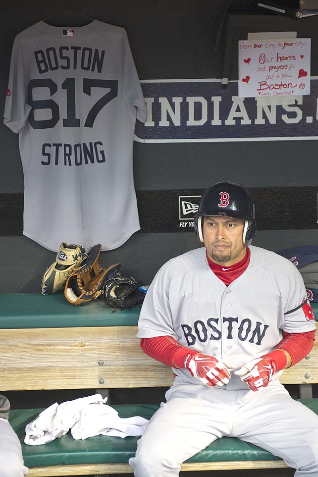 Red Sox describe 'intense' scene on team bus after Boston Marat…