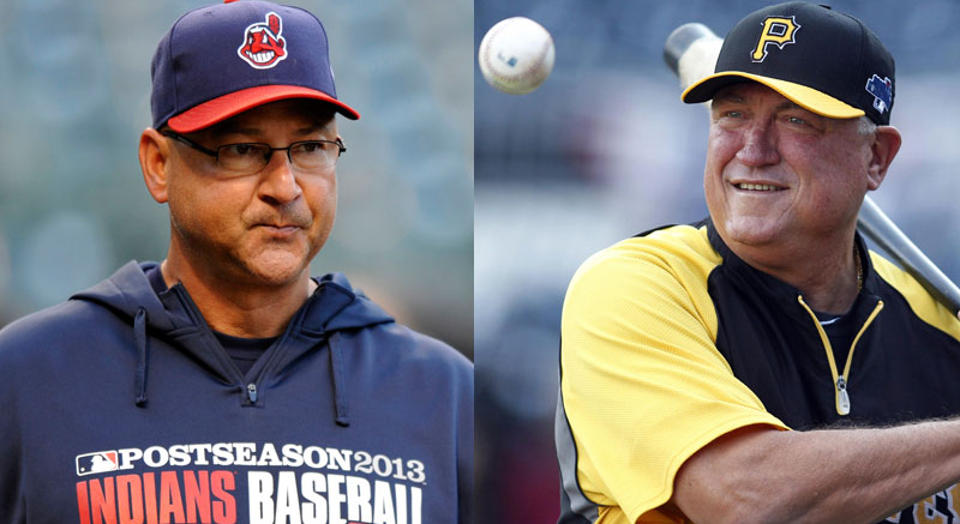 Clint Hurdle, Terry Francona bring winning attitudes, Manager o…