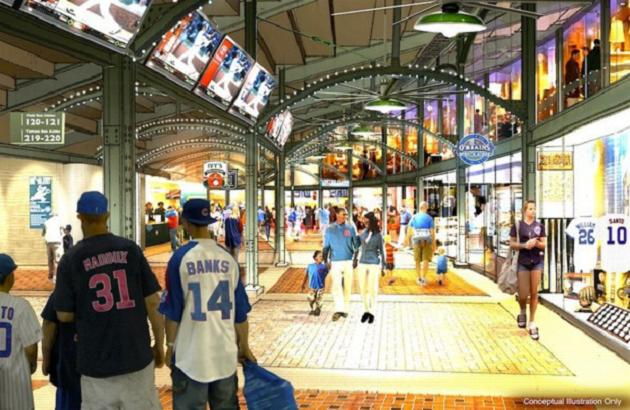 Reaction to Wrigley renovation plan is positive