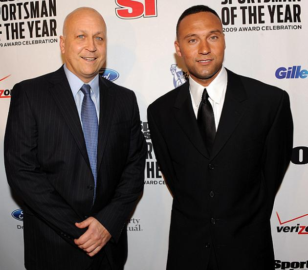Baseball reacts to Derek Jeter's retirement announcement