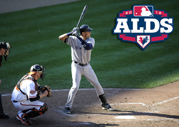 Yankees, Orioles battle in Game 1 of ALDS