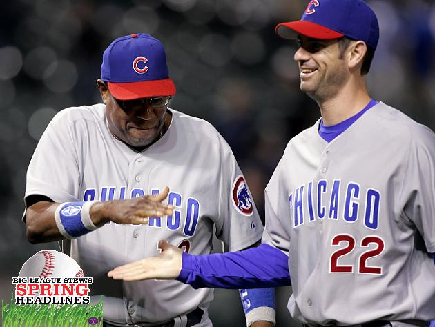 Spring Headlines: Mark Prior reunites with Dusty Baker; Adam Jo…