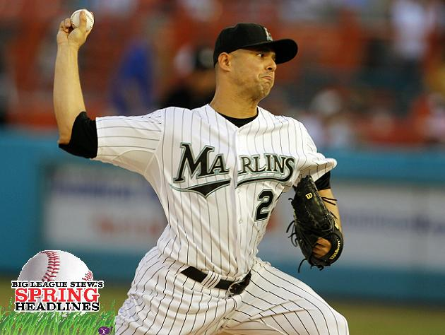 Spring Headlines: Javier Vazquez's comeback cut short by knee i…