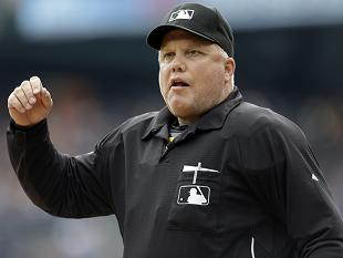 Umpire Brian O'Nora leaves game after reportedly swallowing his…