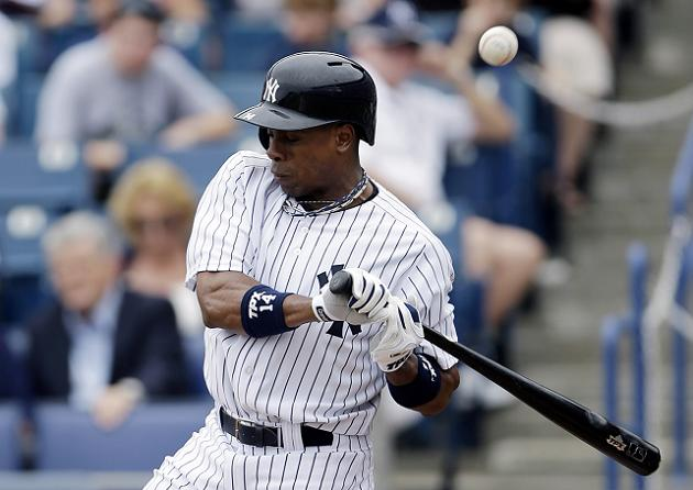 Curtis Granderson out 10 weeks after fracturing right forearm