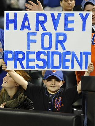 The Juice: Matt Harvey becomes first four-game winner in MLB, R…