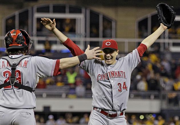 Homer Bailey tosses Reds' first no-hitter since 1988, ends Pira…